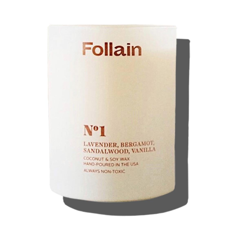 Follain Candle No. 1