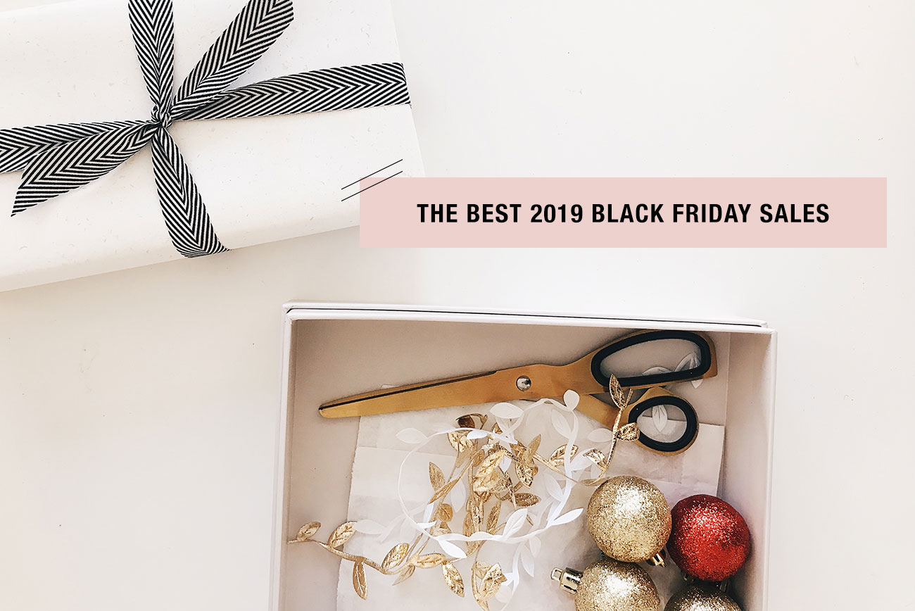 The BEST 2019 Black Friday + Cyber Monday Sales
