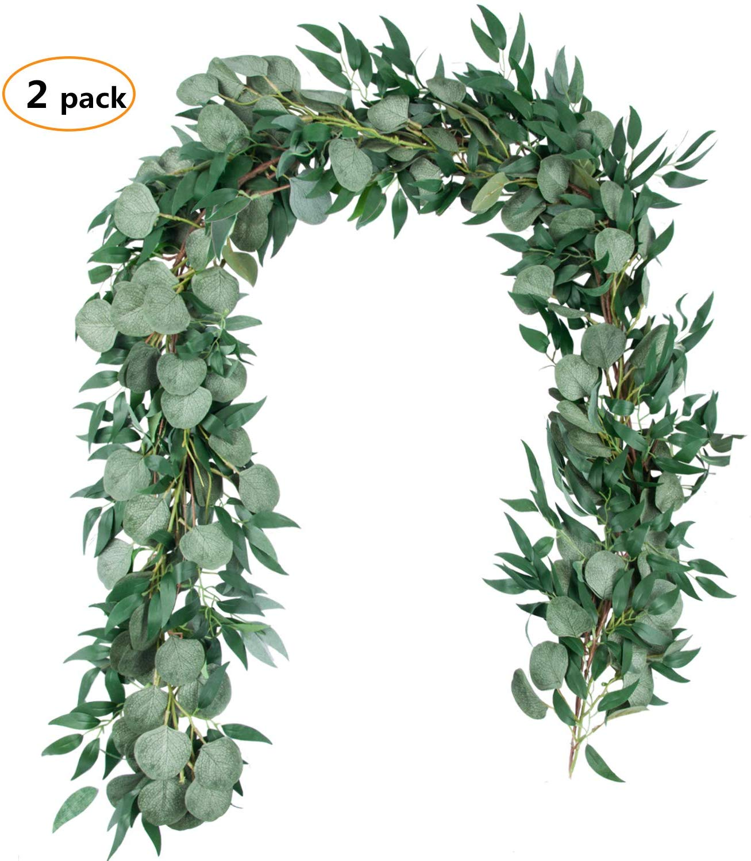 Eucalyptus Leaves Garland