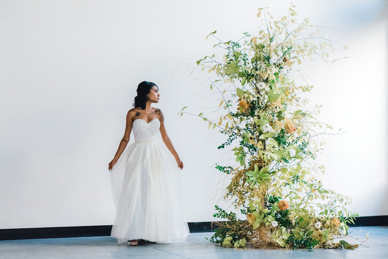 Foam Free Floral Design- Sustainable Weddings