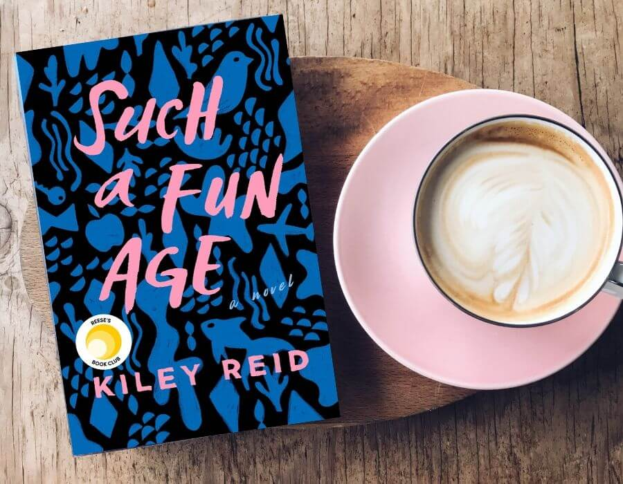 Target: Such A Fun Age, by Kiley Reid