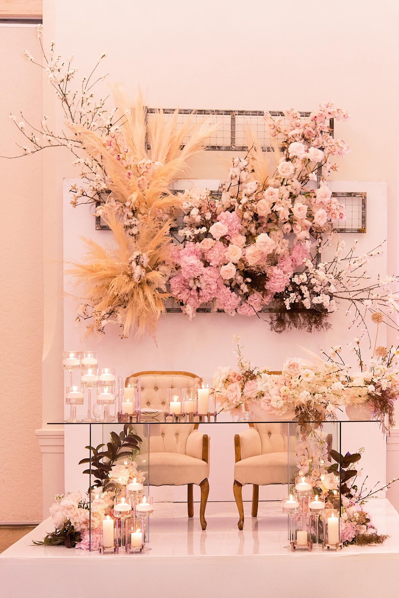 Foam Free Wedding Flowers