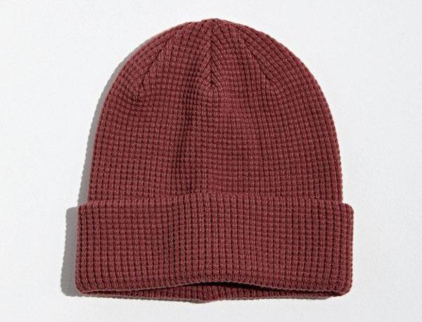 goodthreads waffle knit beanie