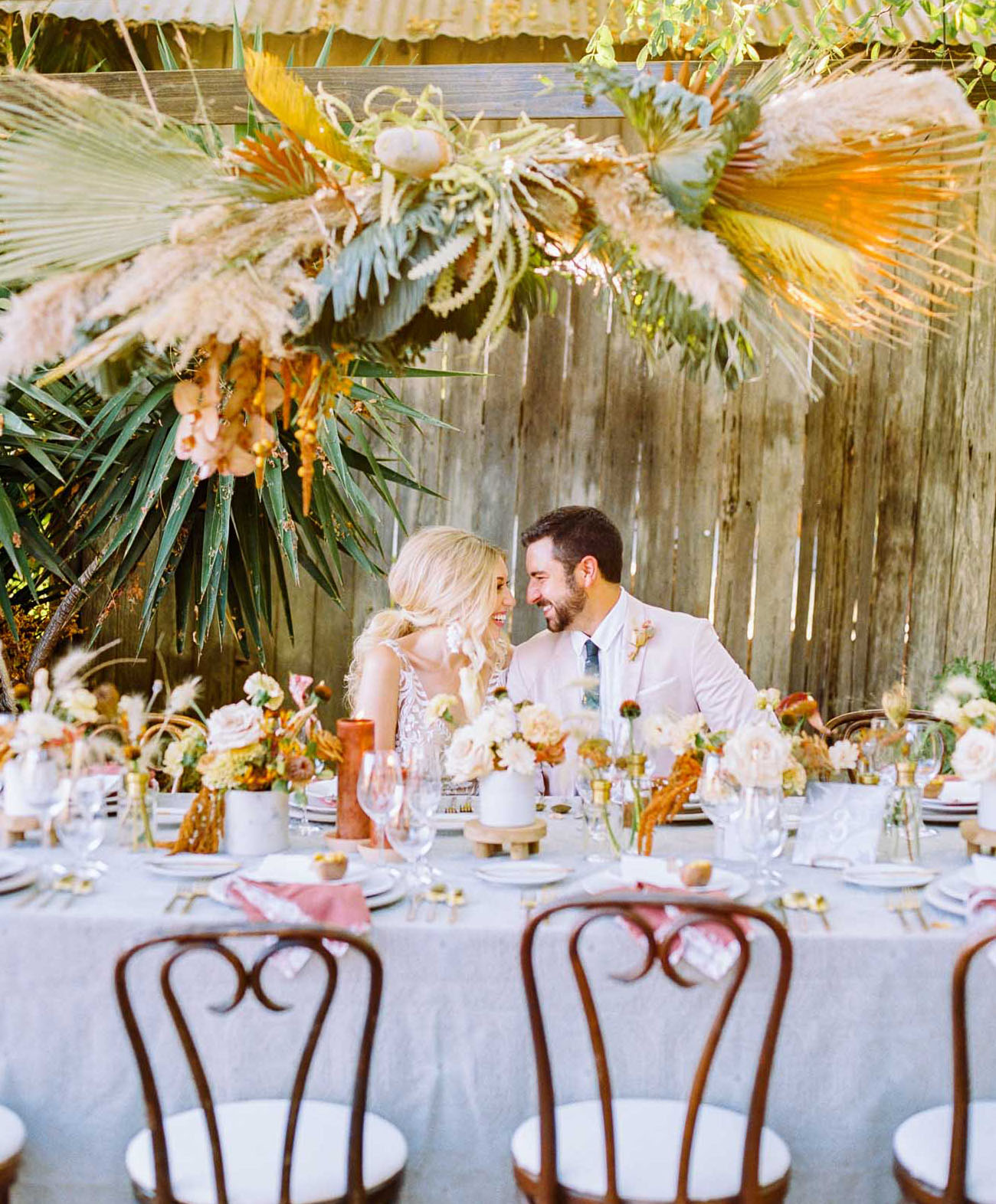 Byron Bay With a Cali Twist in This Romantic Boho Wedding Inspiration