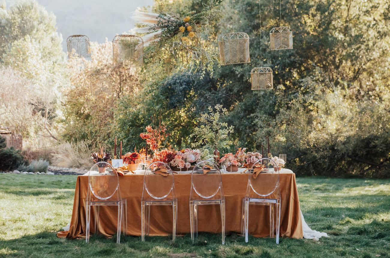 Boho Autumn Wedding Inspiration
