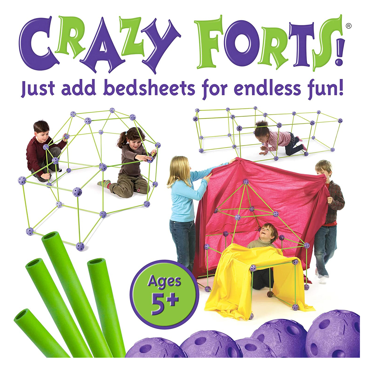 forts fous