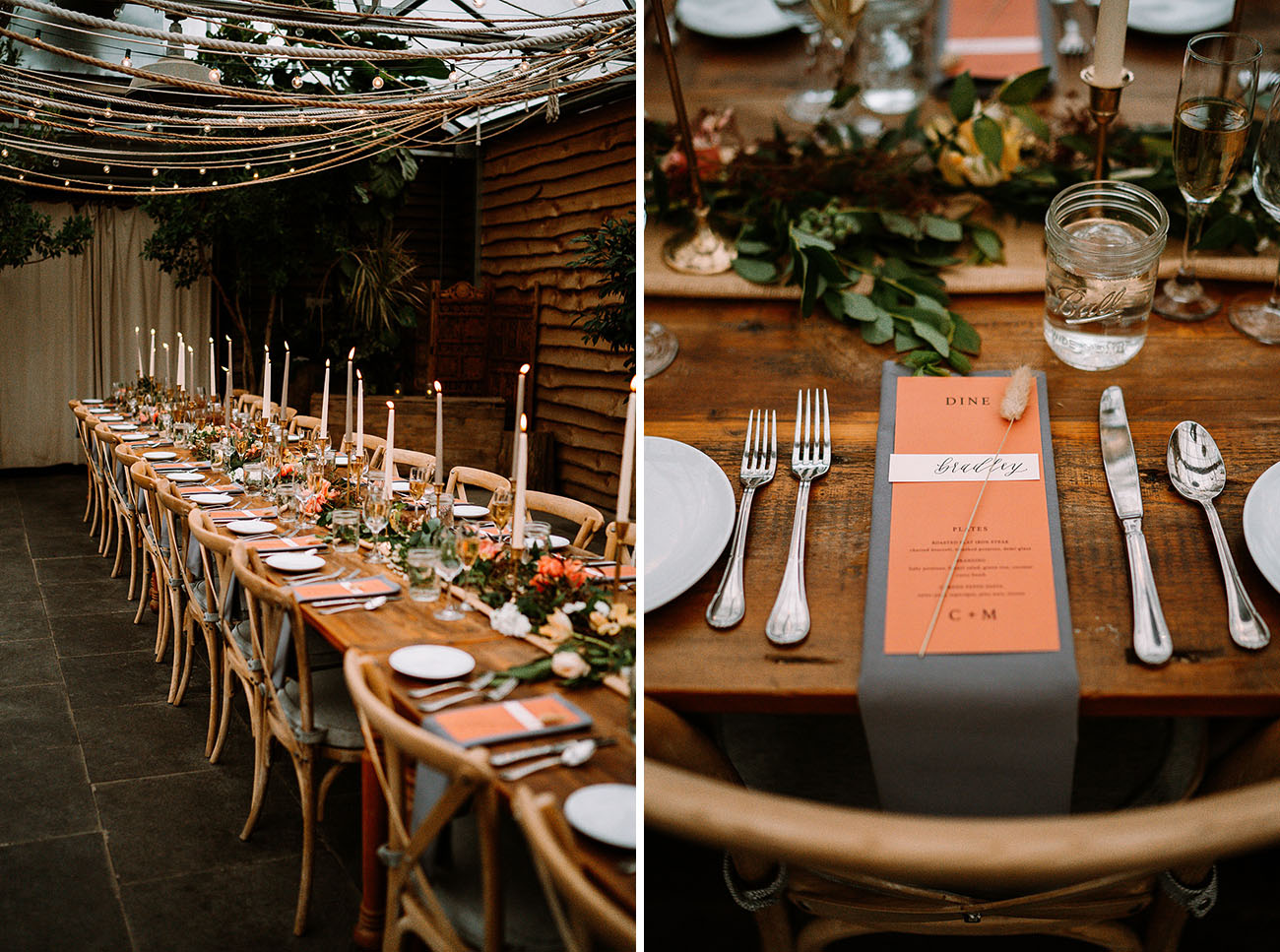 Floral Garden Wedding at Terrain
