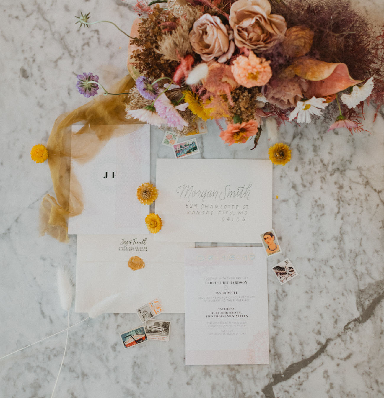 Eclectic Wedding in Kansas City