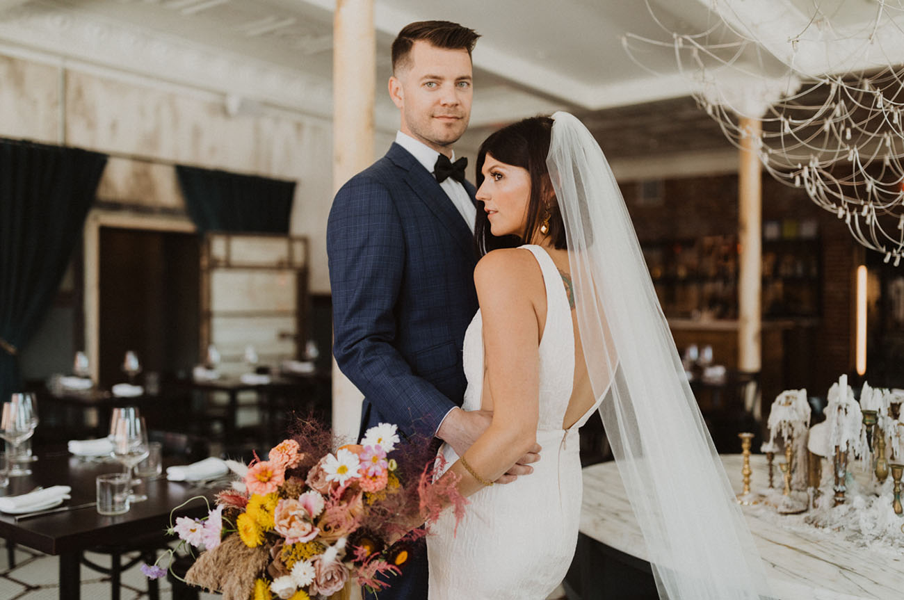 Eclectic Wedding in Kansas City