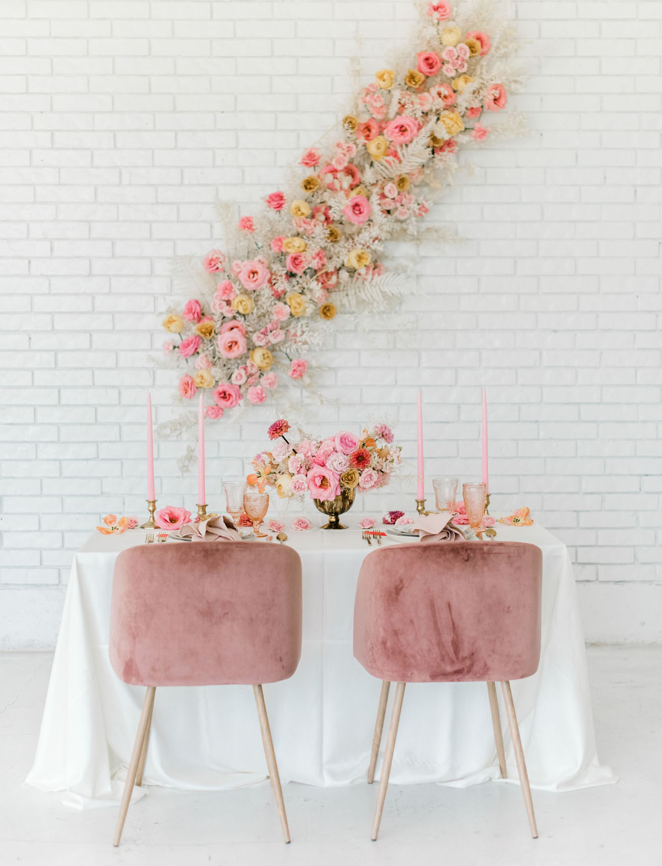 Millennial Pink Wedding Inspiration