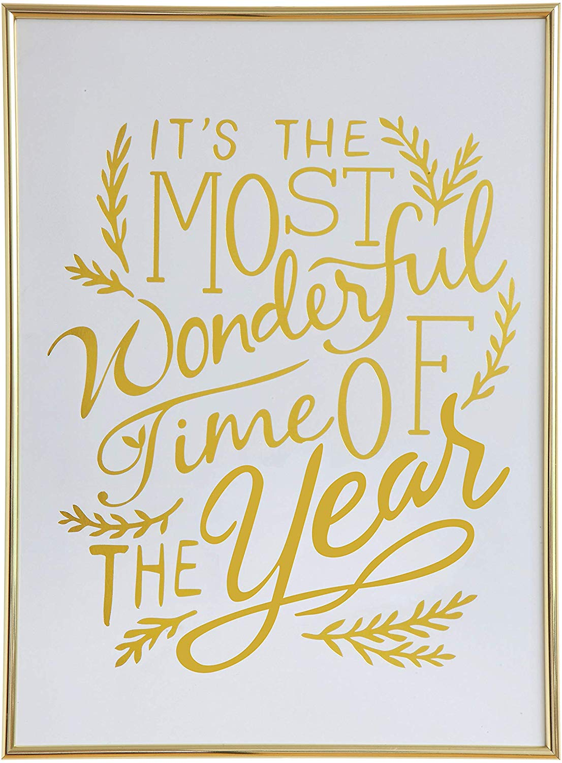 The Most Wonderful Time of Year Print