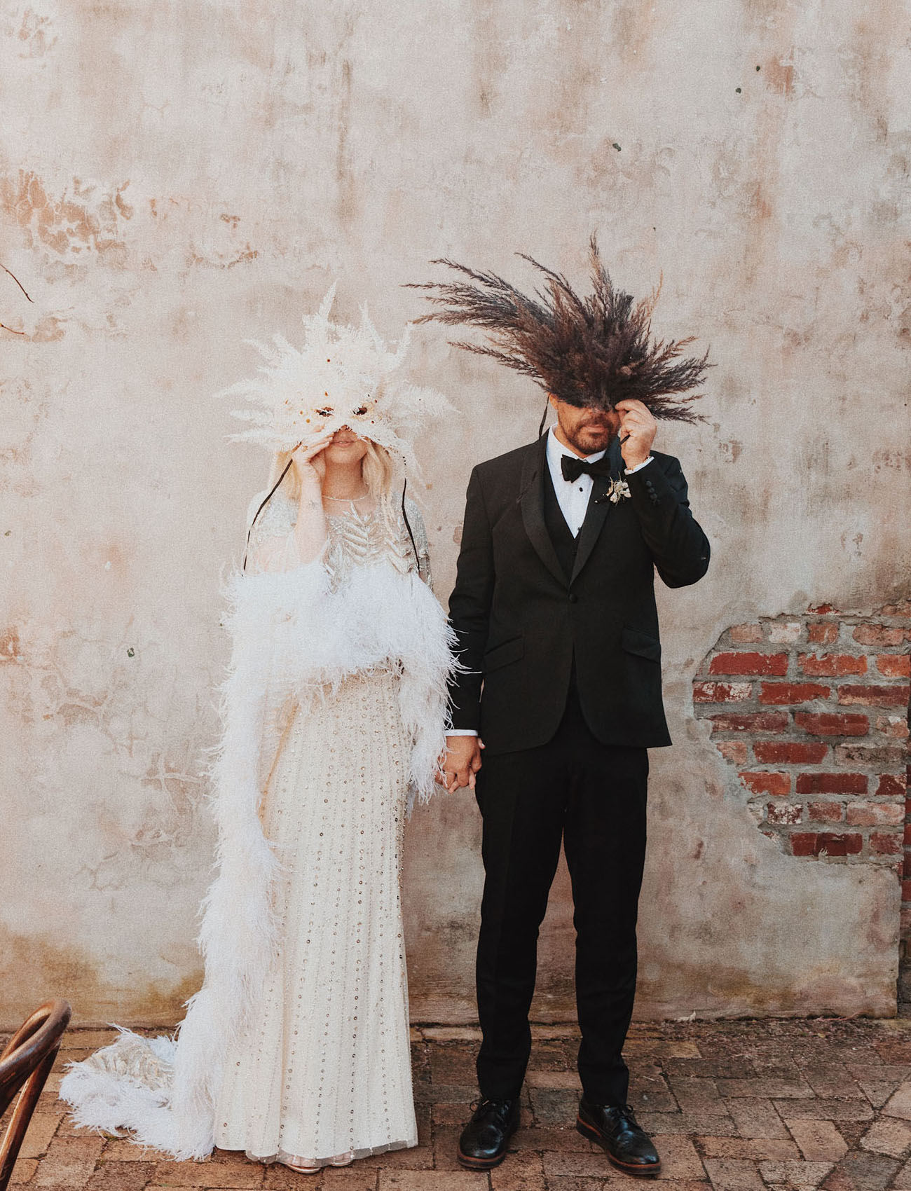 A *Literal* Design Love Fest: It's Bri Emery's Jazzy New Orleans Wedding!