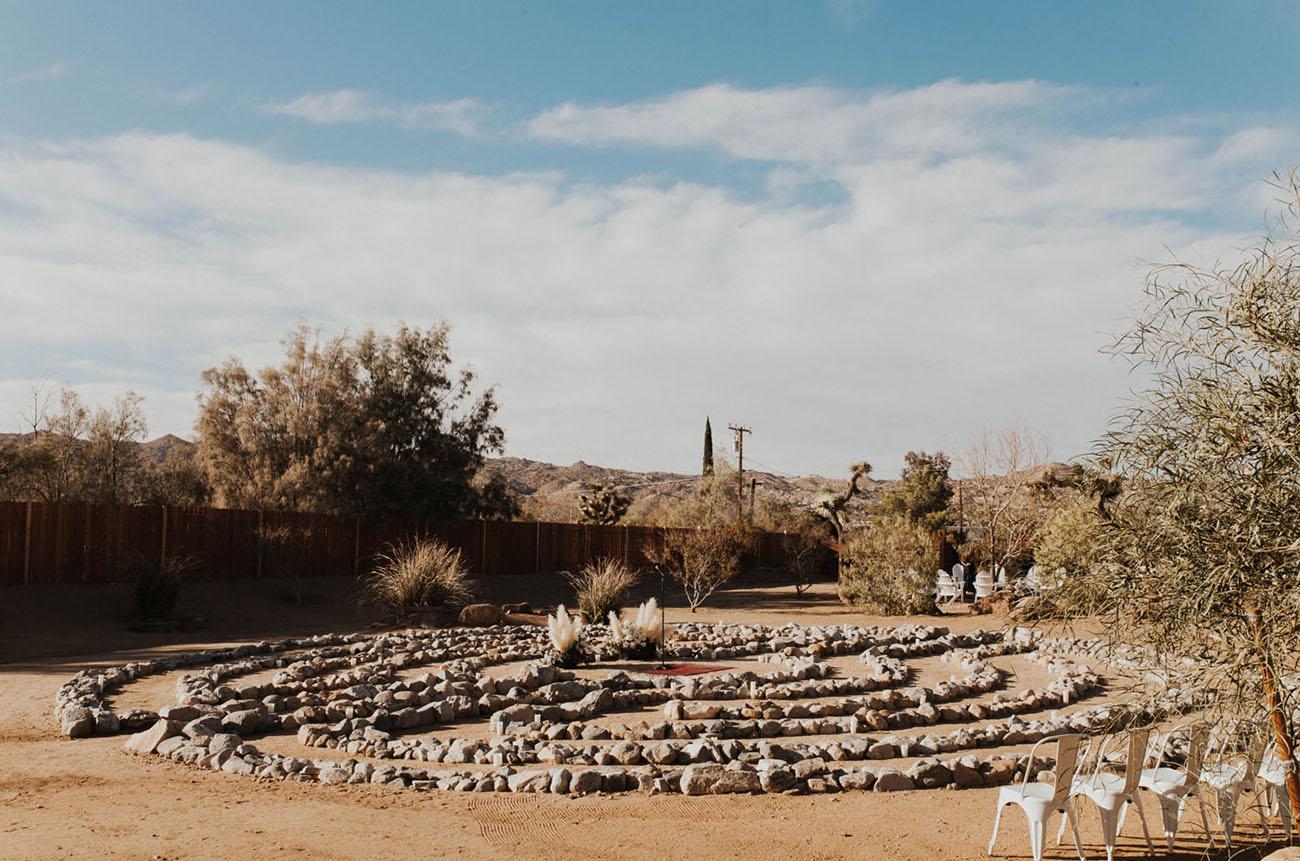 Tumbleweed Sanctuary Wedding
