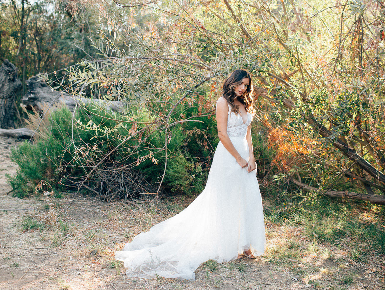 Maggie Sottero Boho Wedding Dress Maureen
