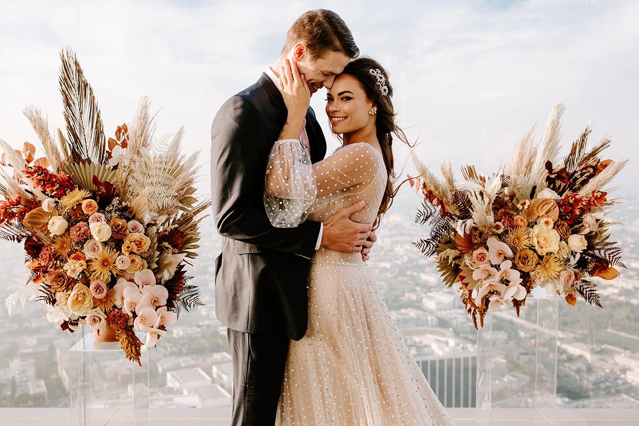 Skyspace Rooftop Wedding Venue