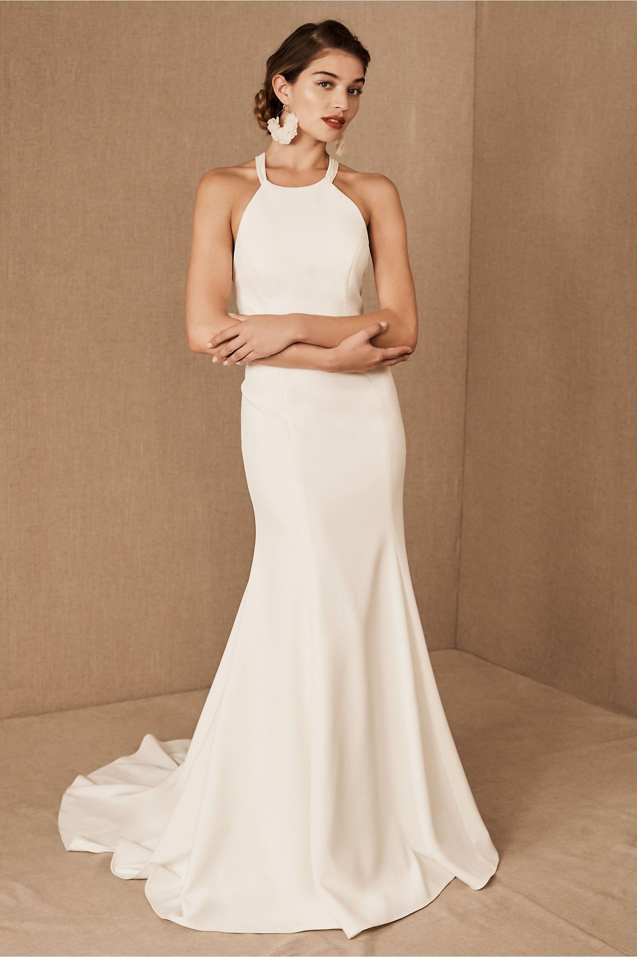 Sleek BHLDN 2020 Gown