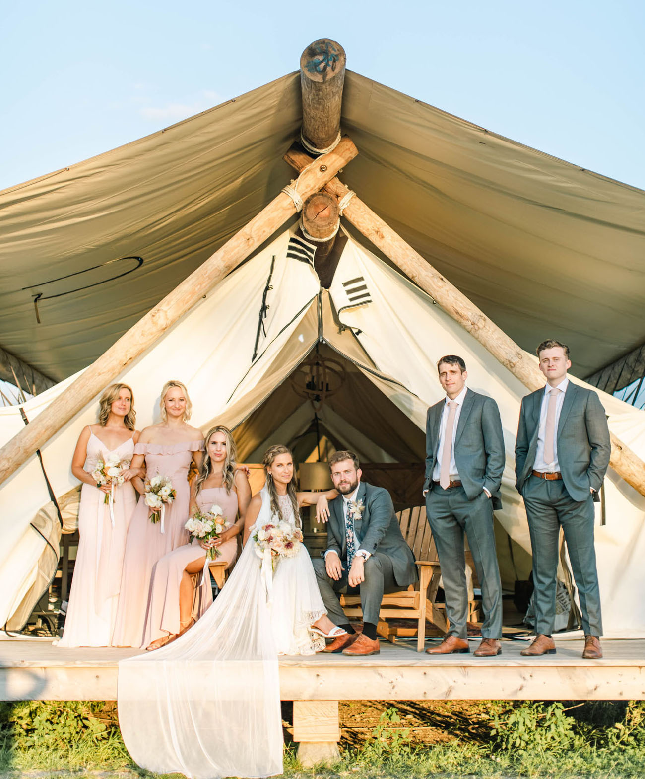 Governors Island NYC Wedding