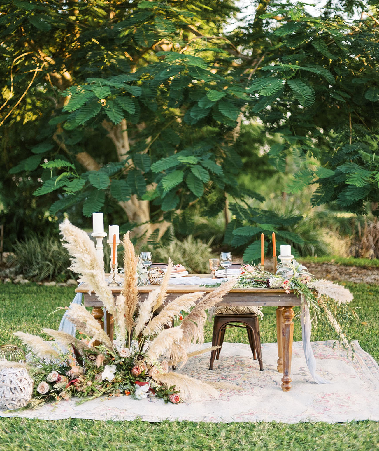 Boho Wedding Inspirationq