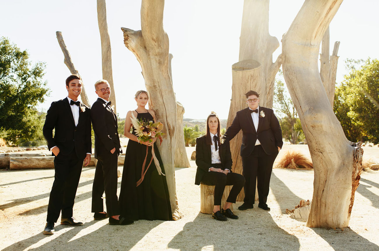 Boho Temecula Wedding