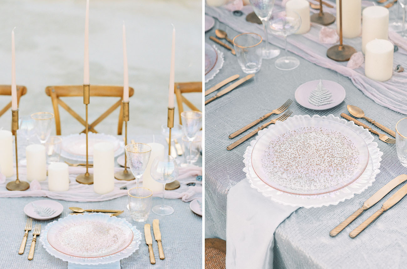 Celestial Wedding Inspiration in Greece