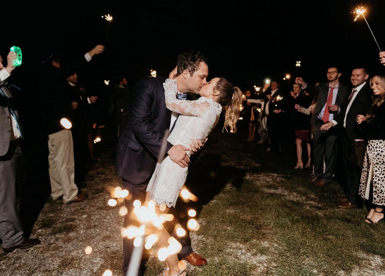 Hippy Arkansas Wedding