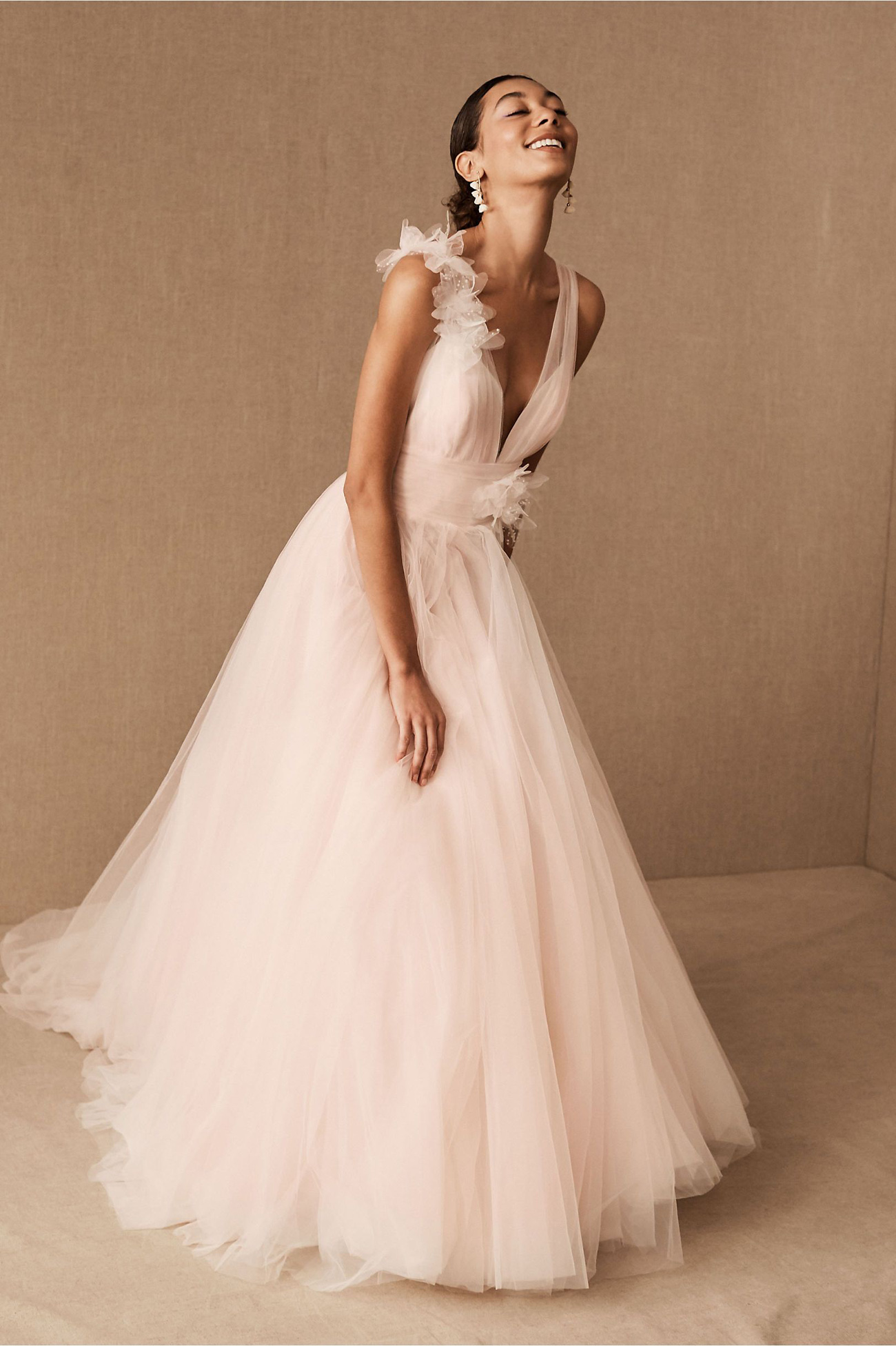 BHLDN 2020 Gown- Romantic Garden