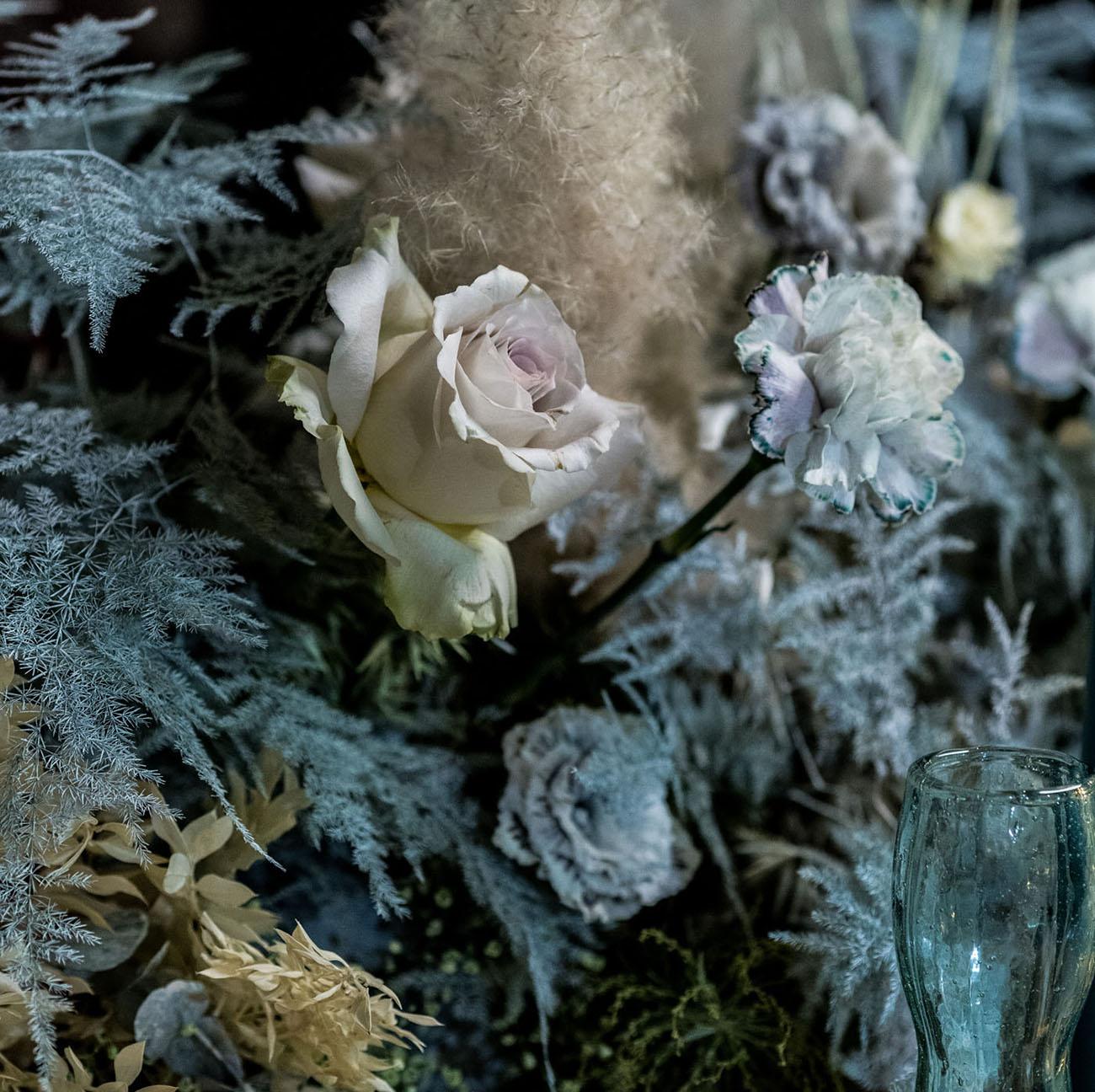Neo Mint Wedding Inspiration