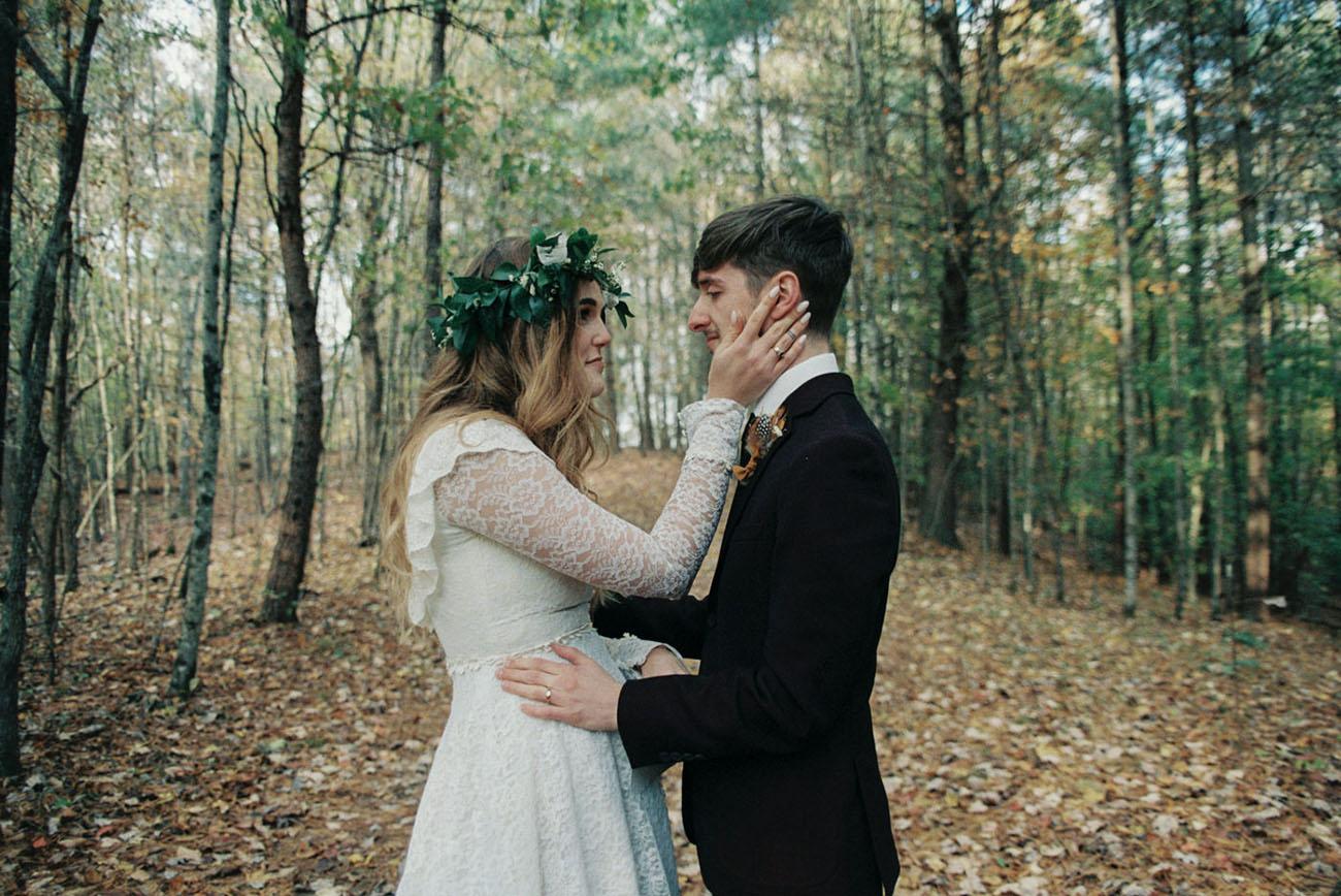 Homemade Kentucky Wedding