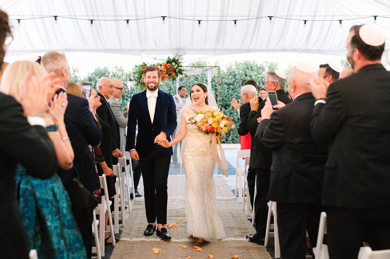 Rolling Greens California Wedding
