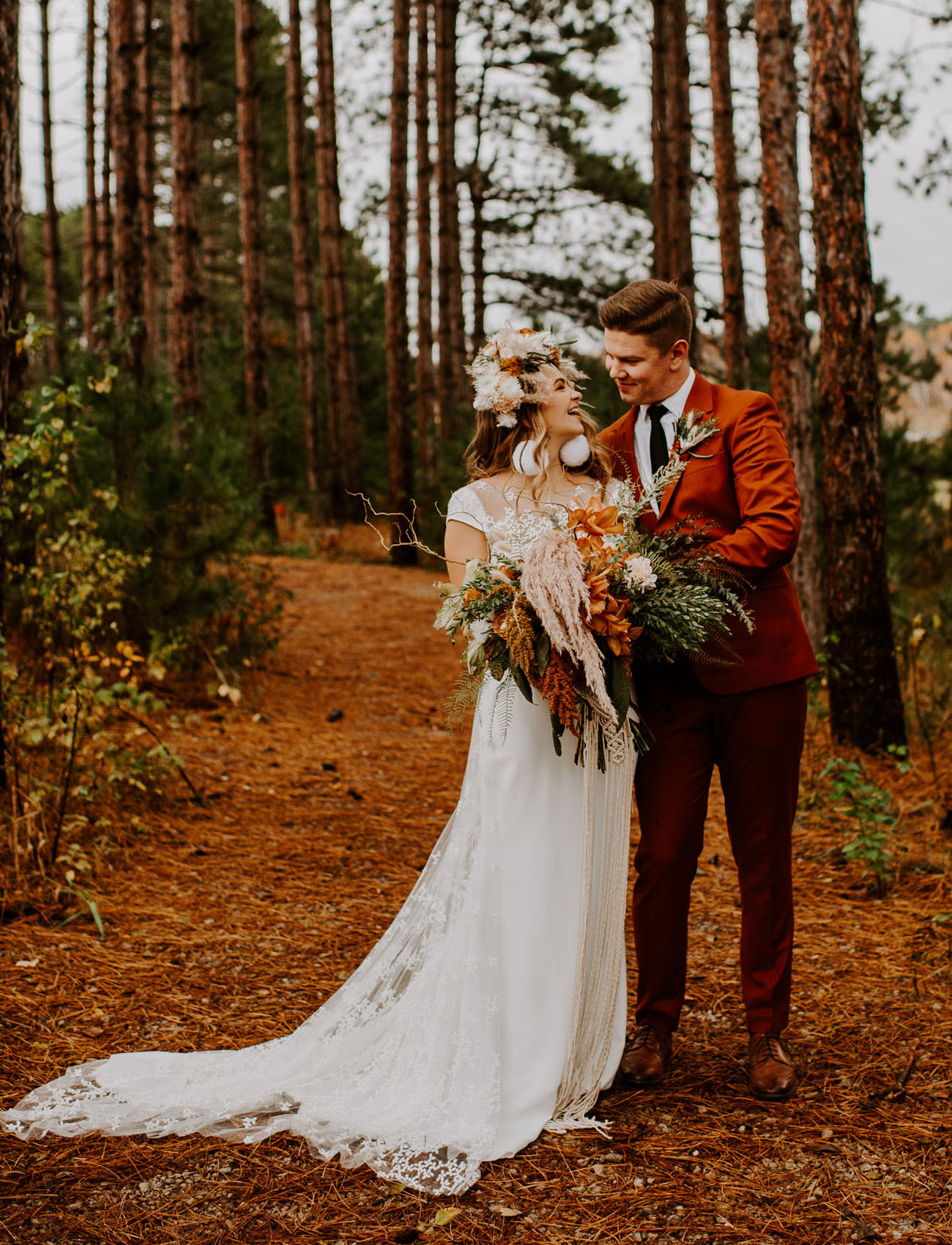 SoCal Inspired Styled Shoot in Minnesota