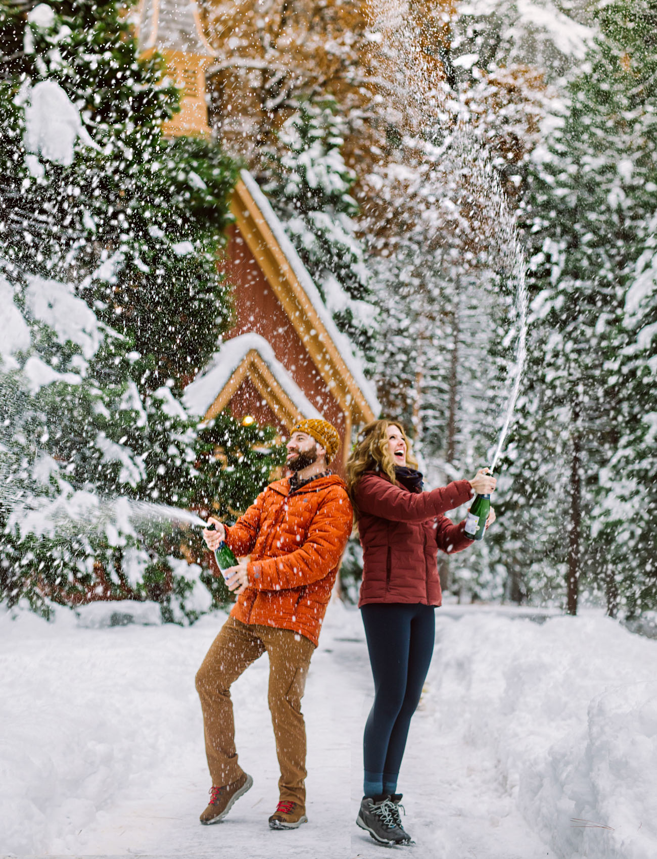 Yosemite Winter Wonderland Elopement
