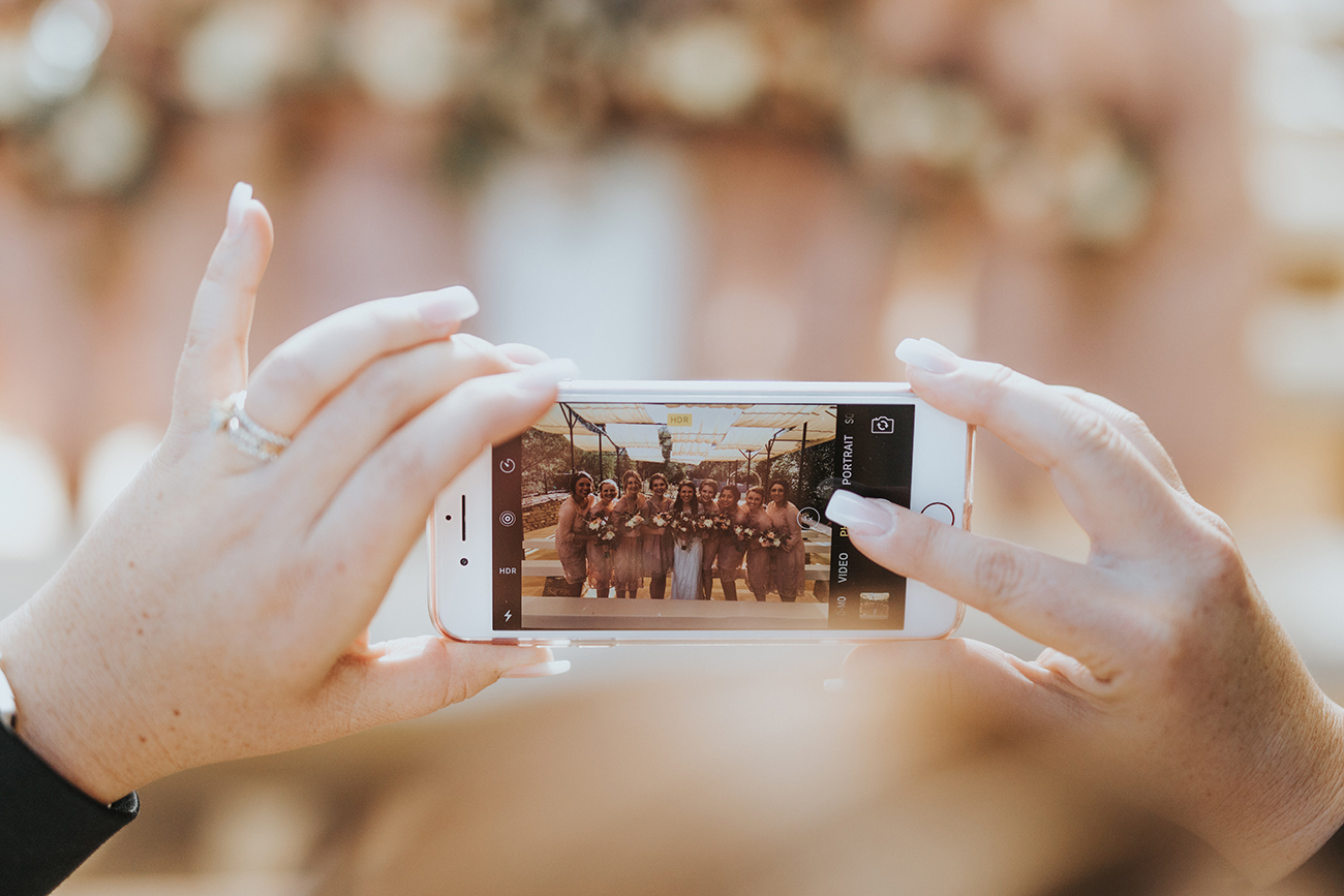 Collect Guests' Wedding Photos