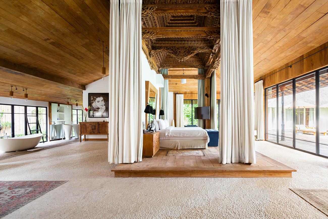 Bali Airbnb wedding venue