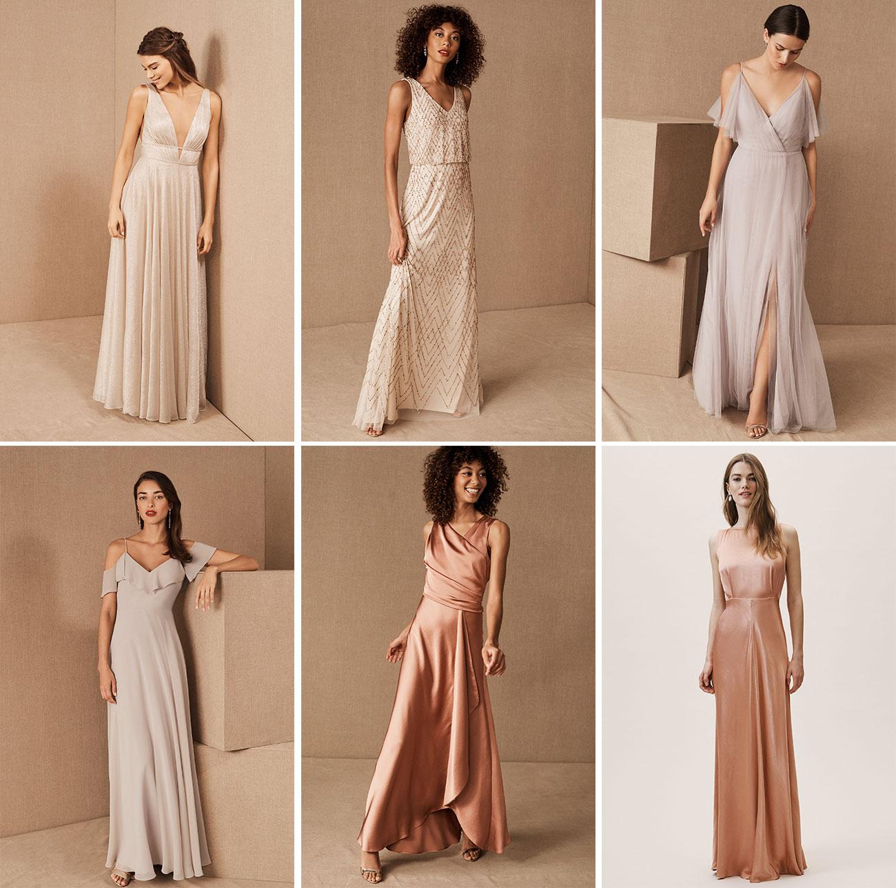 Mix & Match Bridesmaids
