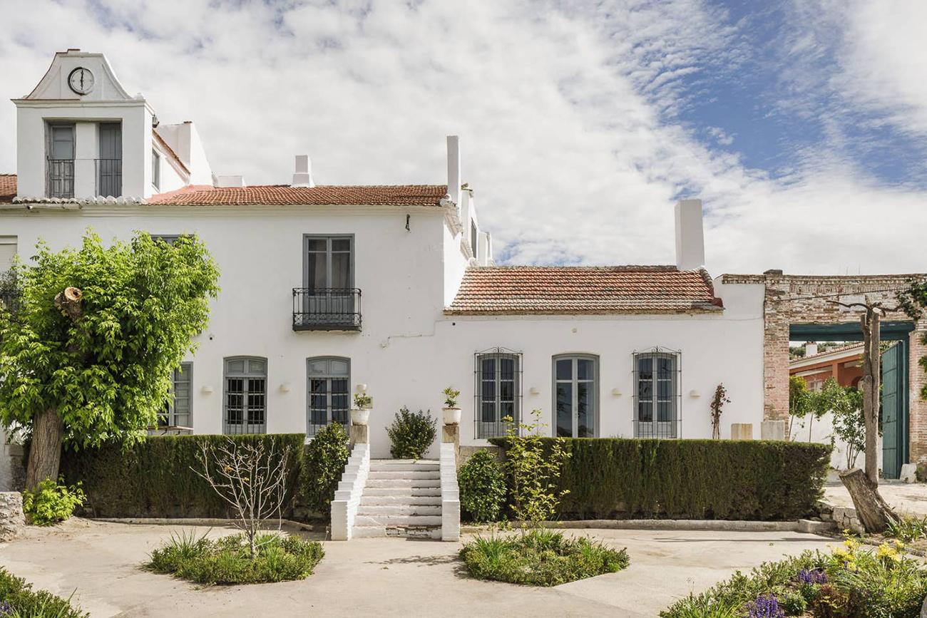Spanish hotel wedding venue Airbnb