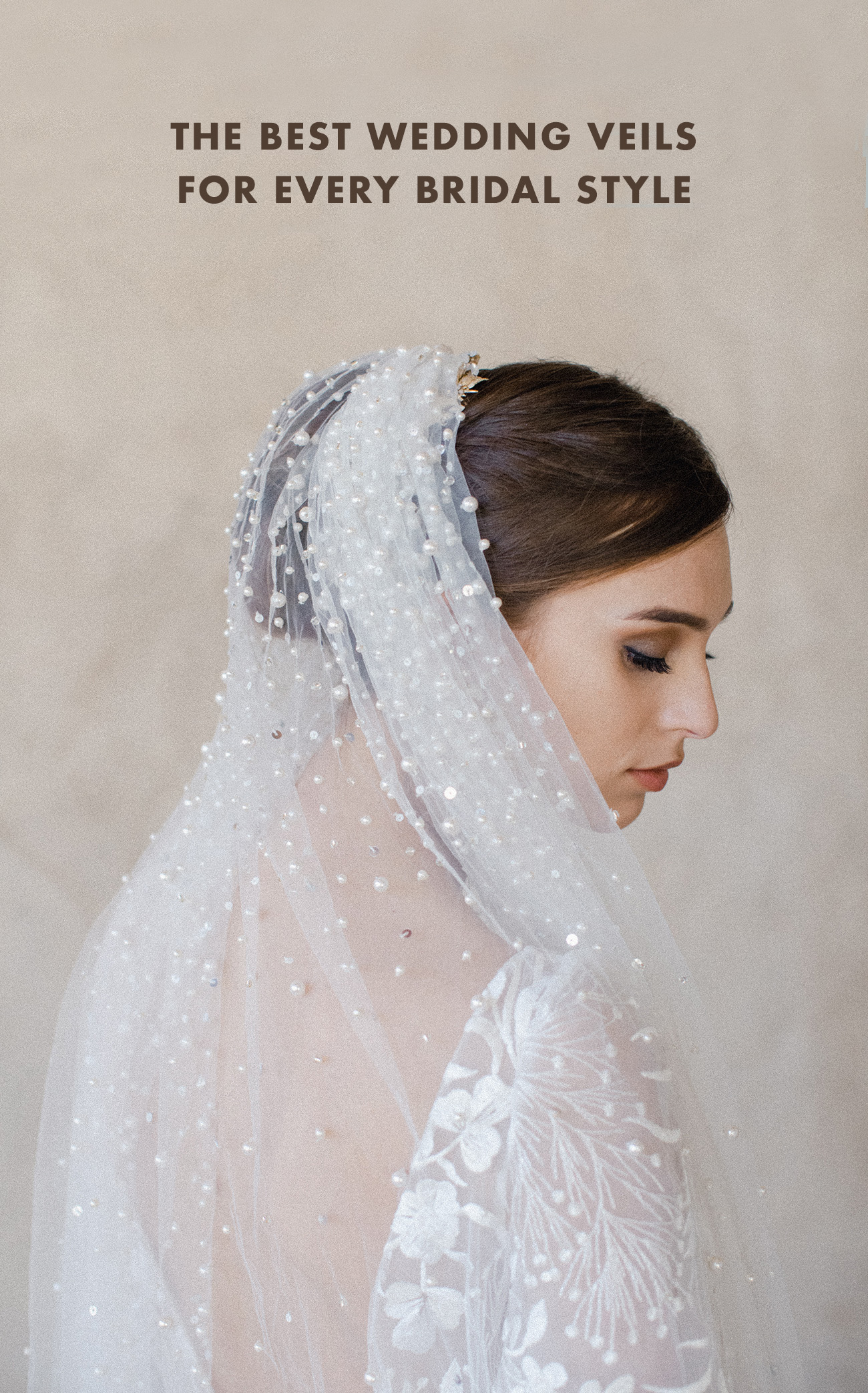 Best Wedding Veils for Every Style