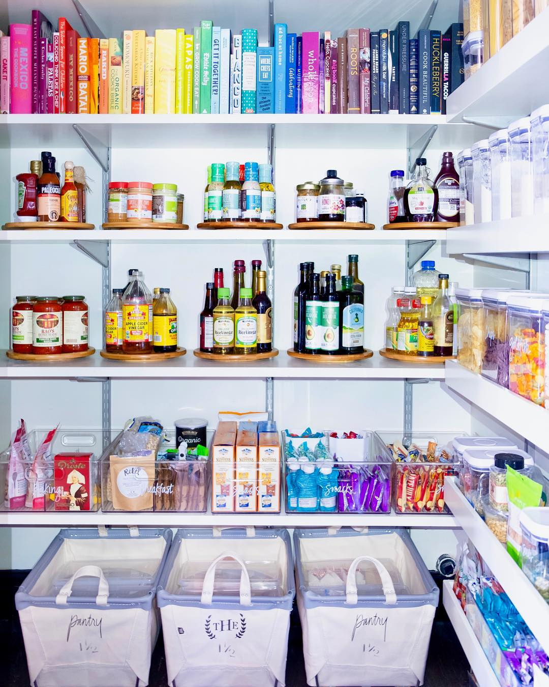 Fave New Celeb Trend: Tidy Pantries (And How to Pull it Off)!