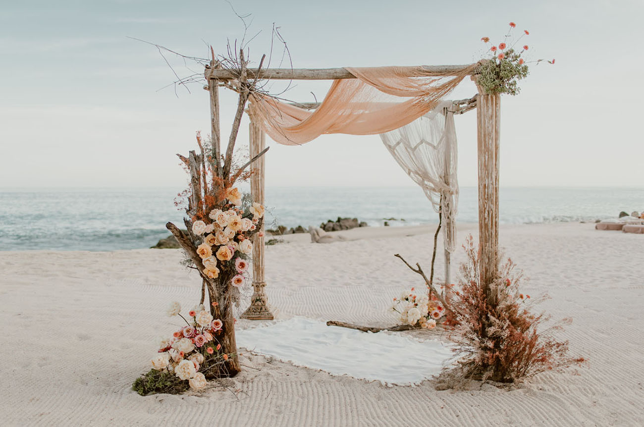 Destination Wedding Inspiration in Mexico