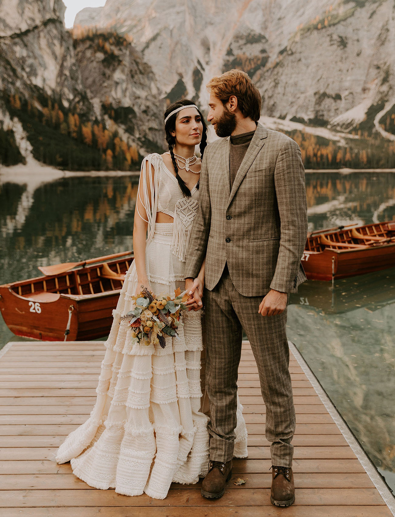Italian Dolomites Wedding Guide