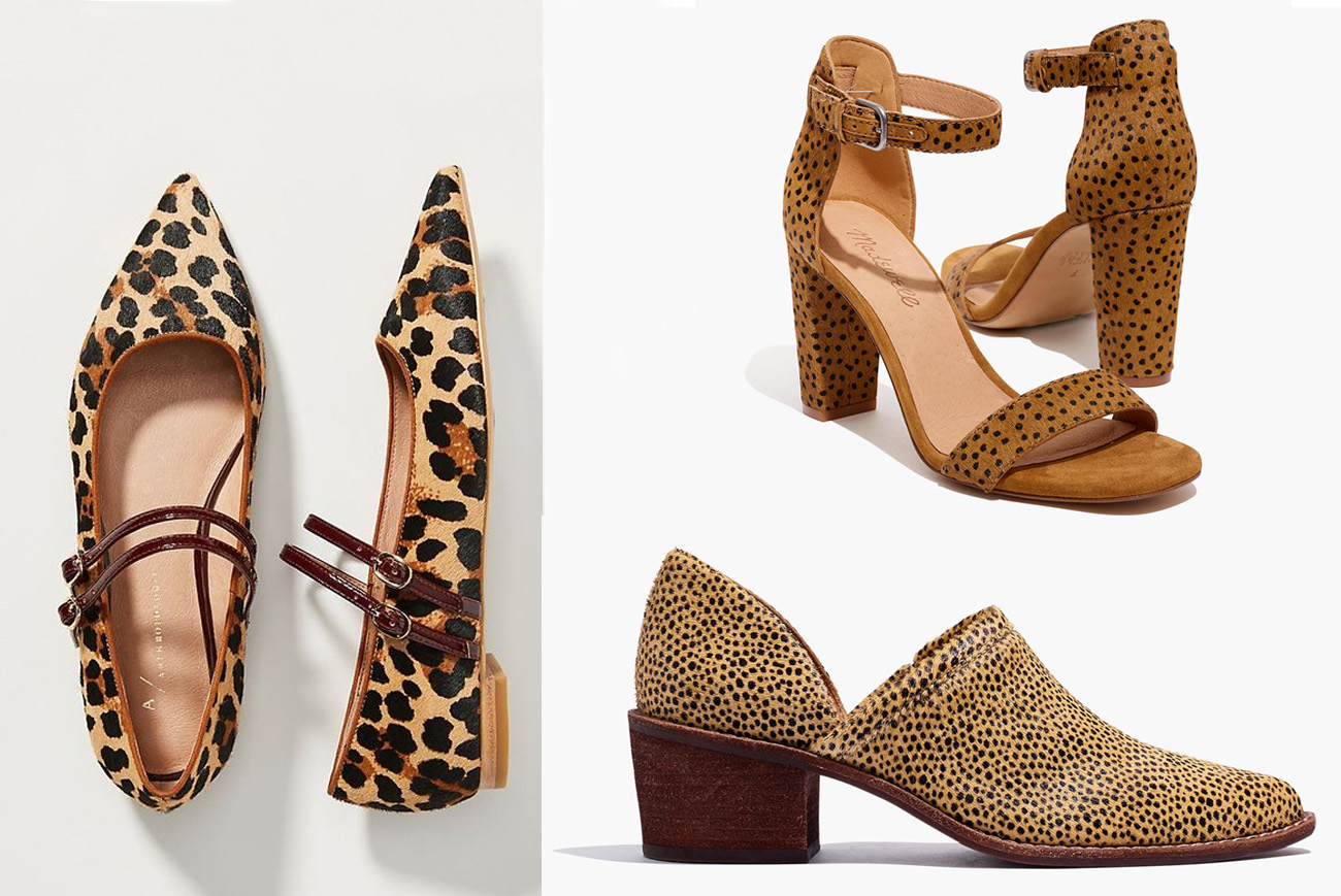 leopard print shoes for your wedding