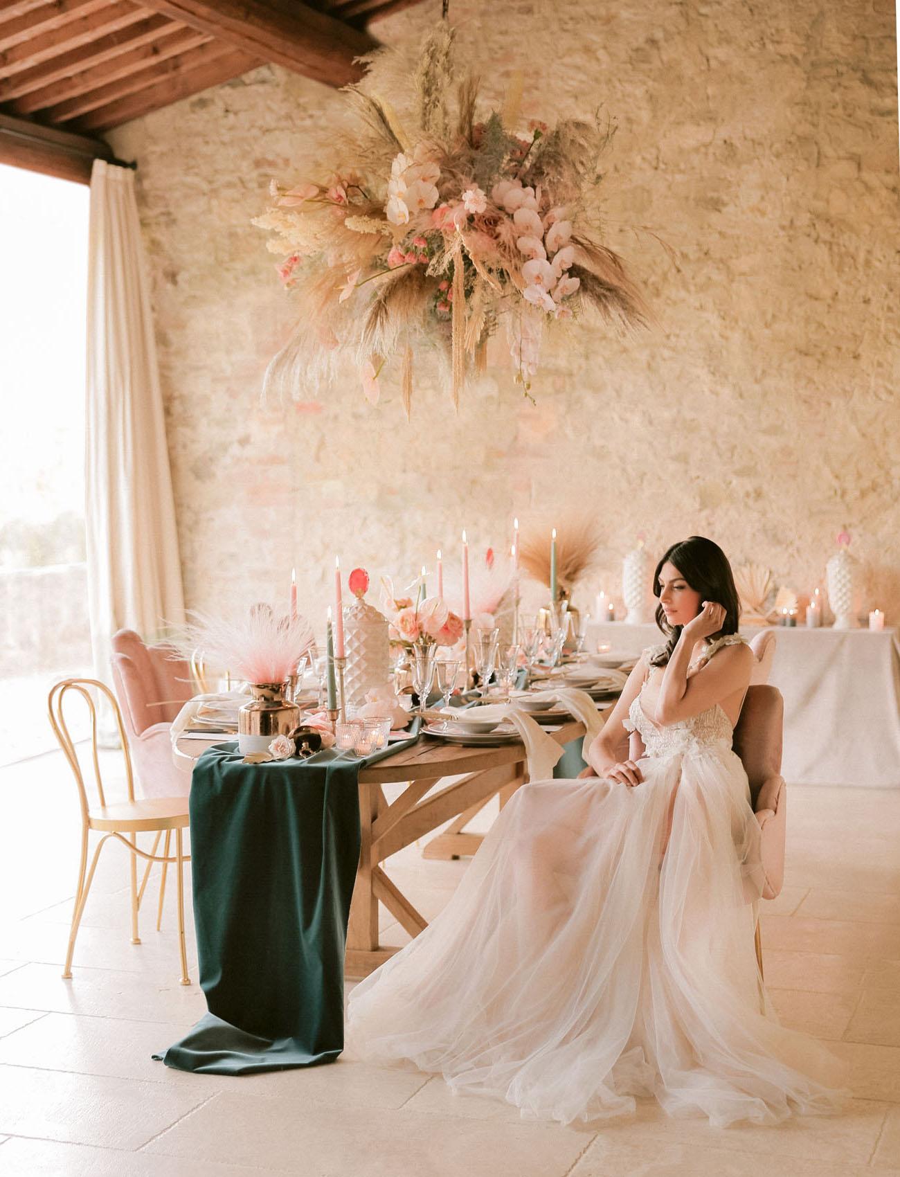 Modern Romance Italian Wedding Inspiration