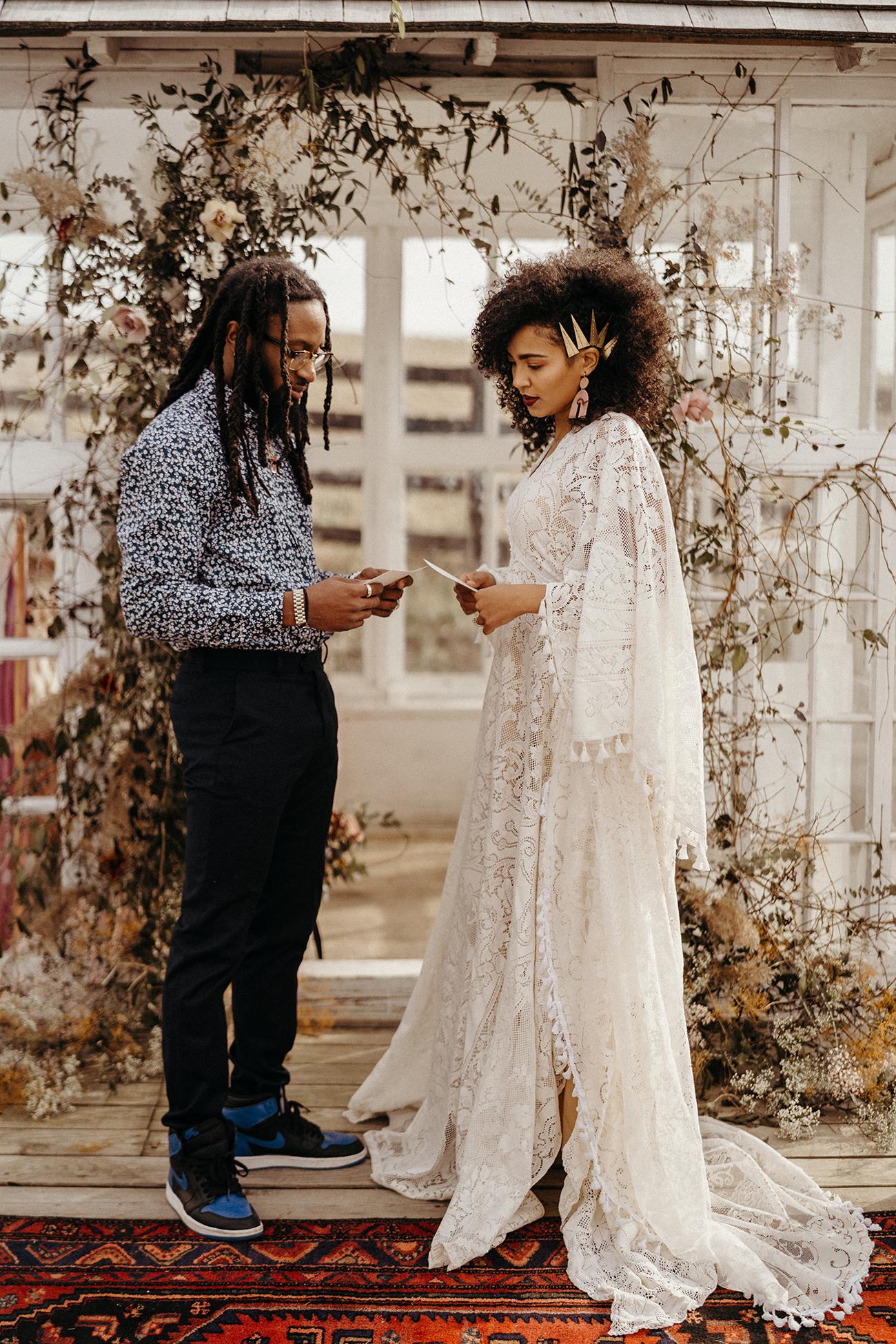 Boho Etsy Wedding Dress