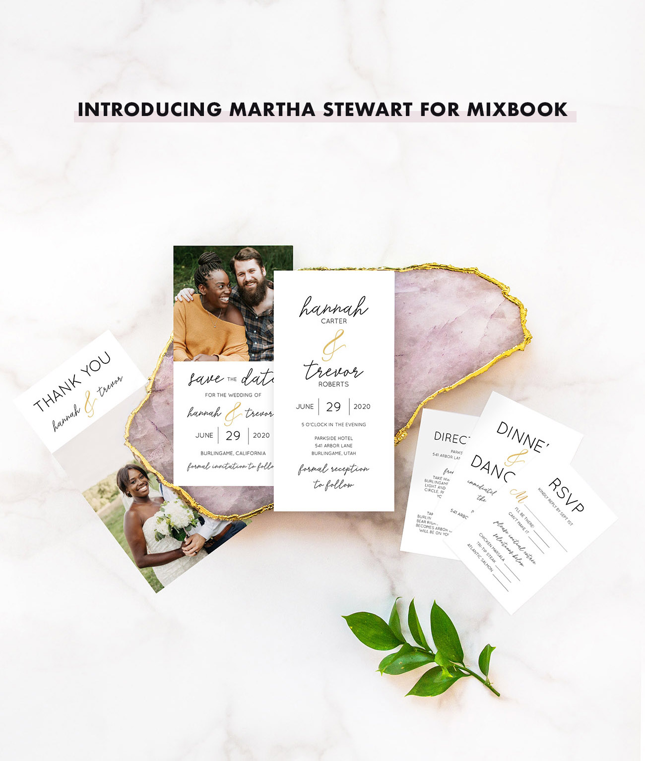 Martha Stewart for Mixbook