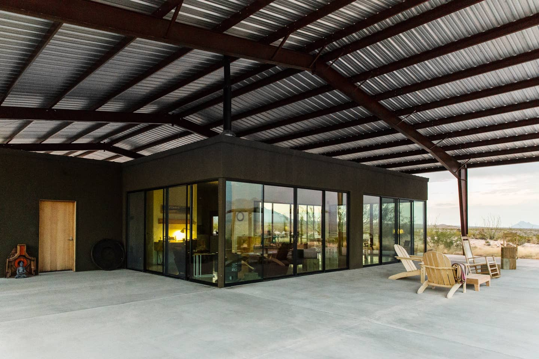 Marfa Airbnb home