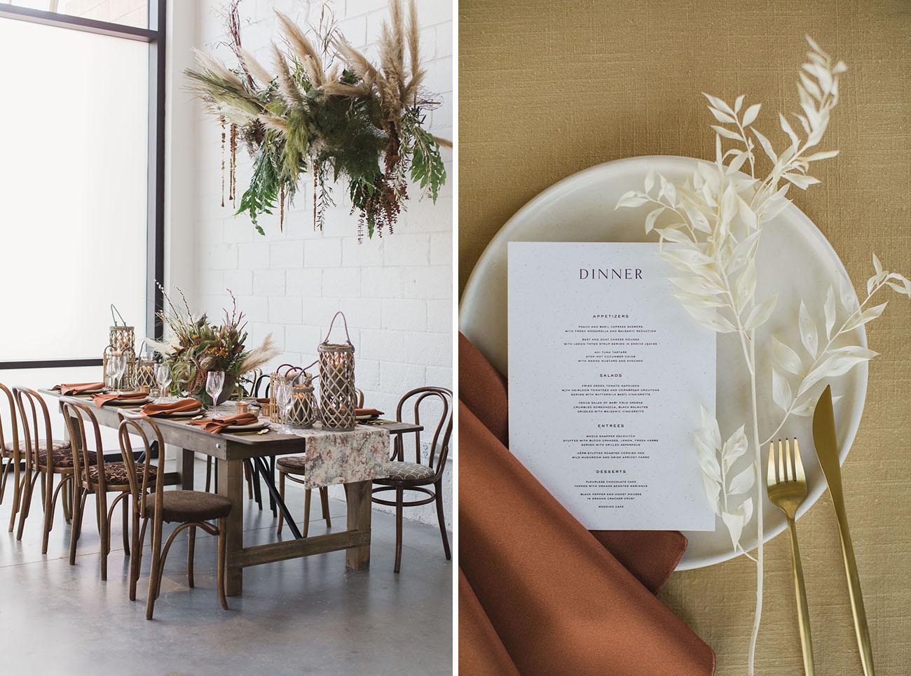 Mojave Desert Wedding Inspirations