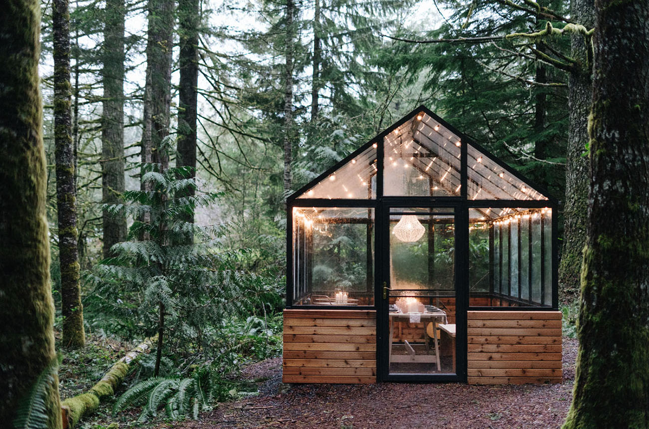 Oregon Glass Greenhouse Anniversary