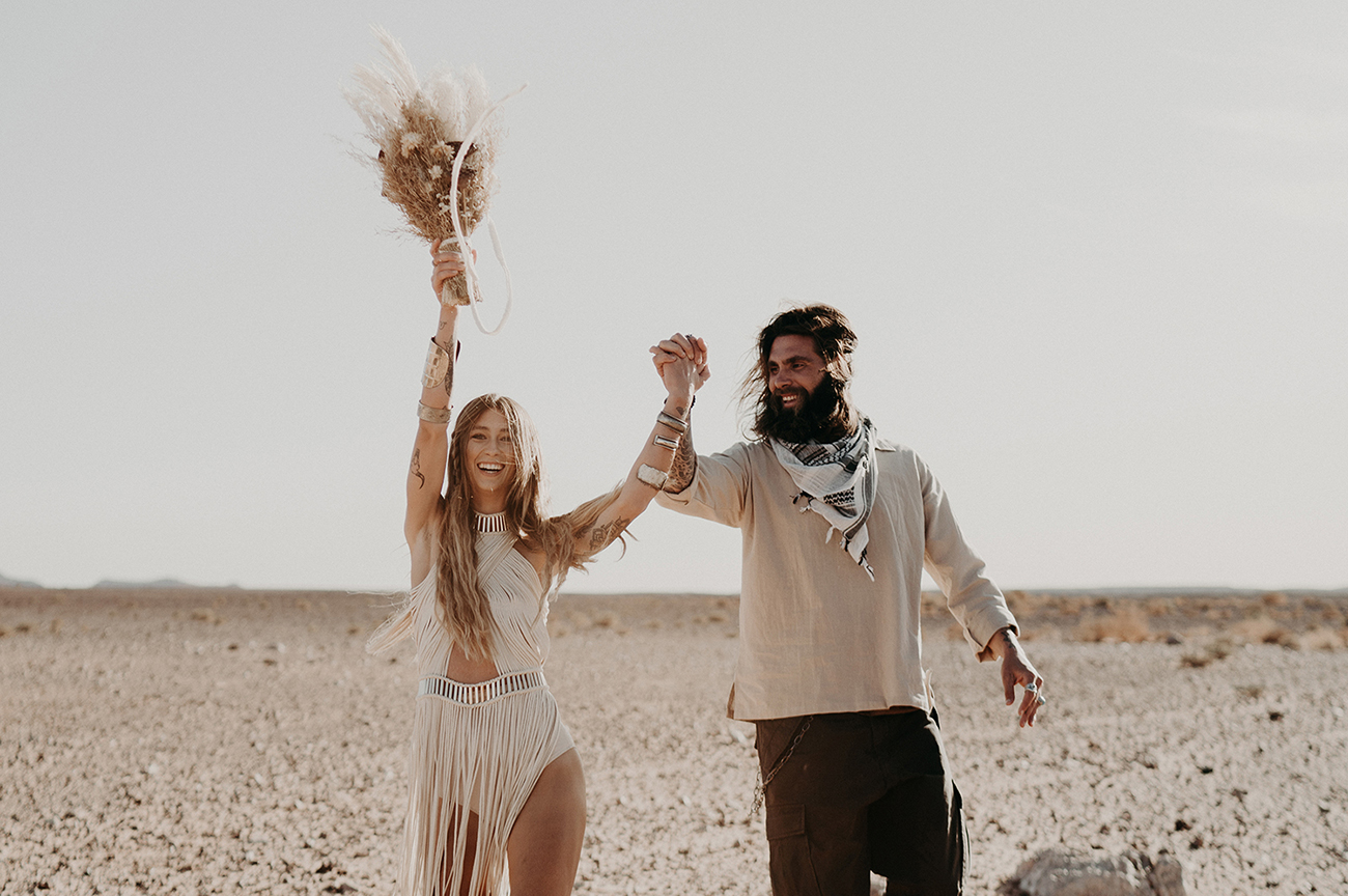 Coachella Wedding Inspiration