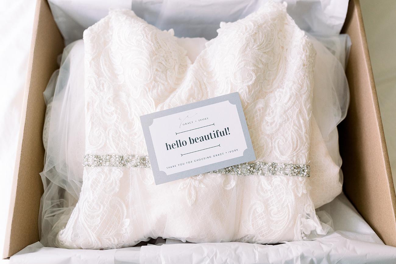 order wedding dress