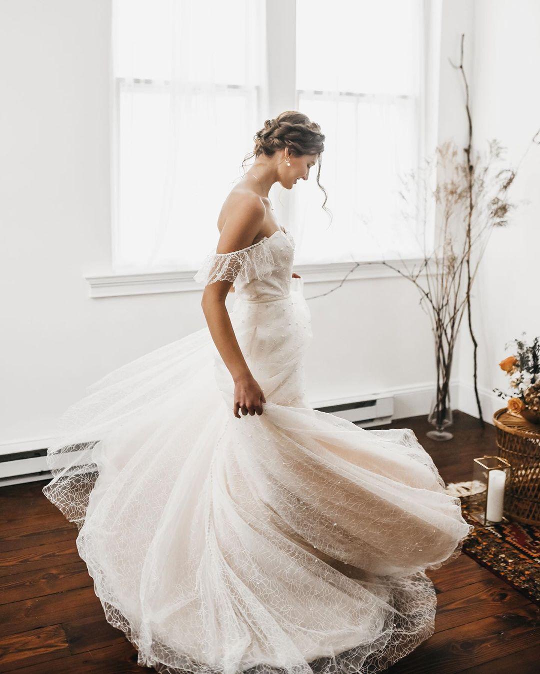 Ruby Gown by Kelly Faetanini