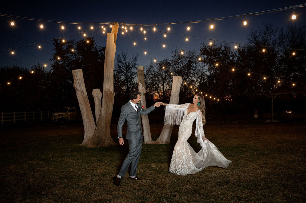 Joe and Sierra Survivor Wedding